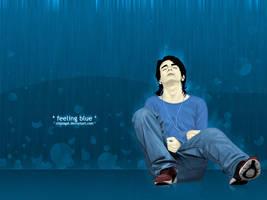 feeling blue by chiplegal