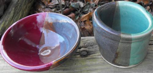 Ceramics One by FleurEvette
