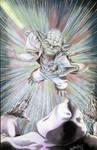 Yoda jedi master by joraz007