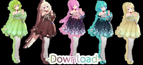 :DOWNLOAD: TDA Hanbok Style Beta Ver. 0.95 by SenseiTag