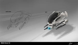 Drone concept 01 by nobody00000000
