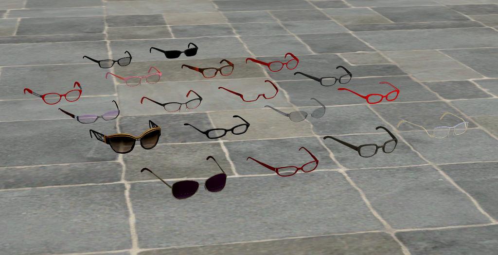 DOA5LR Glasses by redbaron7