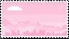 pastel pink stamp 02 by crybaby-melanie