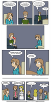 RAIN p572+573  - What Would Mom Say? by JocelynSamara