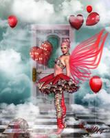 Fairy Heart Magic by RoseCS