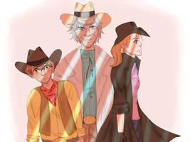 Wild Wild West by TheInquestitor