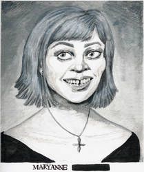 maryanne's yearbook pic by mikamoo2u2
