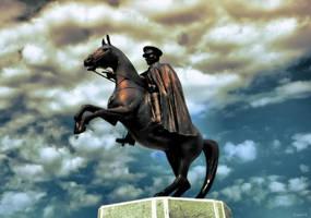 Mustafa Kemal ATATURK by gomit