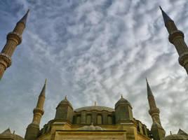 Selimiye.. by gomit