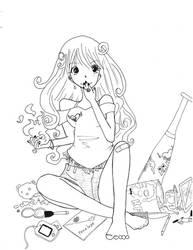 Introducing Penelope! by Miruki-chi
