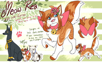 Meow Rea ref by Skitea