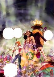 One Piece 613 by pruzjinka