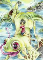 Let the adventure begin - For Yenni by Miyasaki-Kogaji