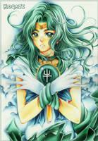 Sailor Neptune by Miyasaki-Kogaji