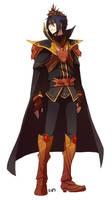 Dark Empire: Emperor Fomalhaut by Bagdalog