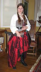 Anazstaizia's Costume by vividwings