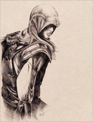 Ezio Auditore De Firenze by BanXiao