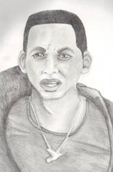 Will Smith Sketch by Eragona