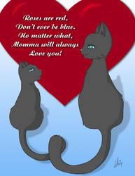 Momma loves you by Eragona