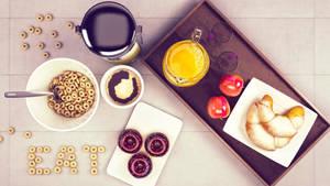 Breakfast by masin