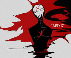 Red X by imitation13