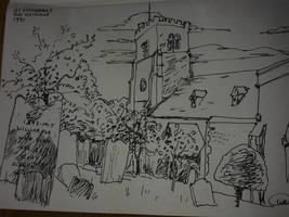 St Etheldreda's by hundredsand