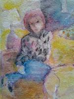 Cosy sketch by hundredsand