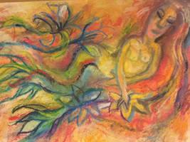Anemone by hundredsand