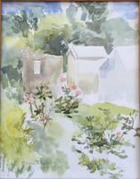 Barnet Garden 1987 by hundredsand