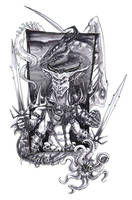 Geirrodur... and fiends by drakhenliche