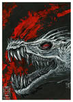White Dragon by drakhenliche