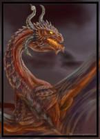 red dragon 2 by drakhenliche