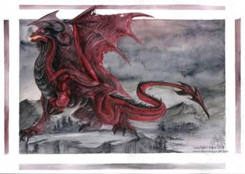 The Dragon's Domain by drakhenliche