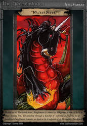 ntc. Knightmare by drakhenliche