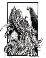 .Dragon. by drakhenliche