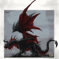 Ember. profile pic by drakhenliche