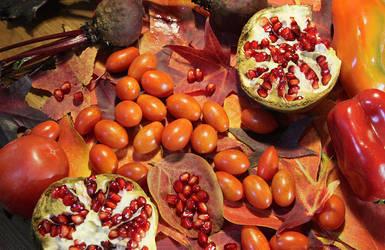 Red Harvest by SCeschi