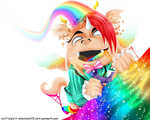 i Vomit Creativity by goyong