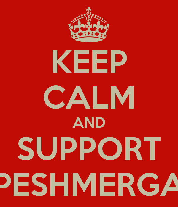 Keep-calm-and-support-peshmerga-1 by Nabium