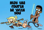 May the Fourth 2018 Be With You by roco340