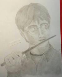 Harry Potter  by percyjason1