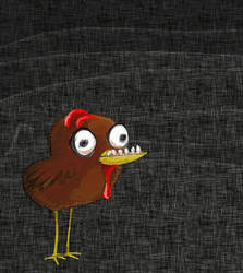 Denture Rooster by zeef