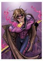 Gambit by theartofrichie
