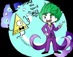 Make The World SMiLe! by Celestabell