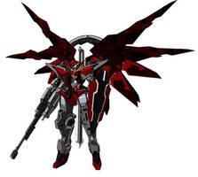 GN-010 Gundam Solidor by orihalchon
