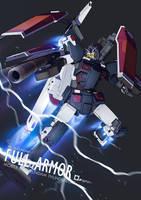 FBA - Full Armor Gundam by orihalchon