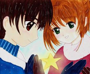sakura and shaoran part 2 by furuni-chan14