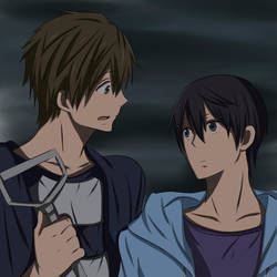 Free Makoto and Haruka by x-Sneering-Blaze-x