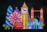 London Skyline by behindthesofa