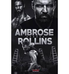 Ambrose x Rollins - TLC v2 by Brightstar2003